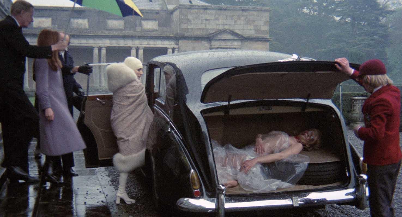 La lengua de fuego de la iguana (1971)