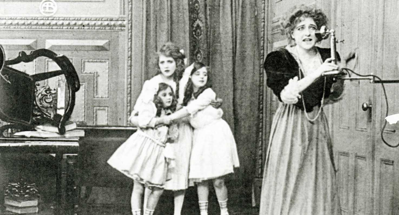 The Lonely Villa (1909)