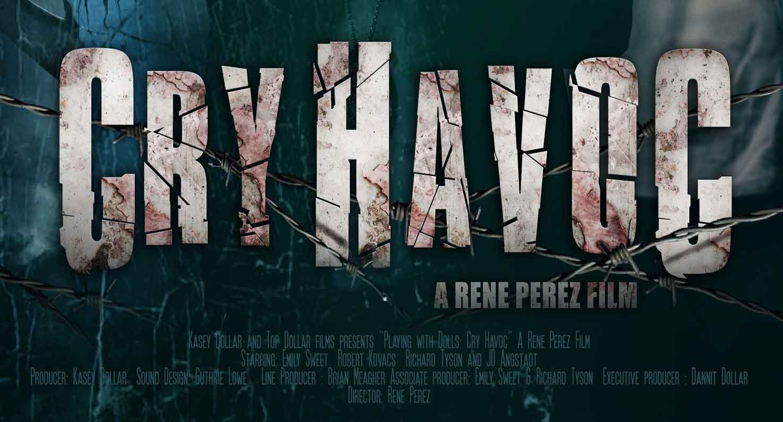 Cry Havoc (Tráiler oficial)