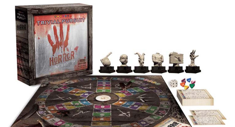 Trivial Pursuit: Ultimate Horror Edition