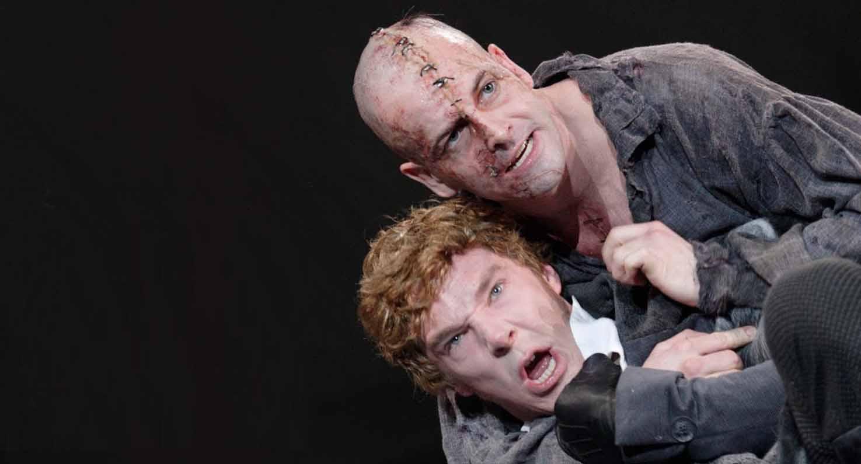 Frankenstein de Danny Boyle