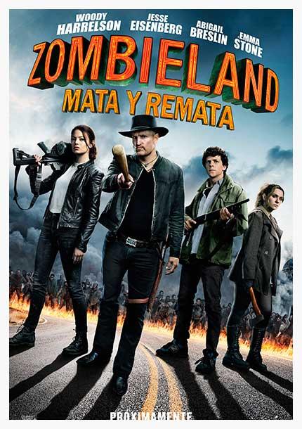 Zombieland: Mata y remata (2019)
