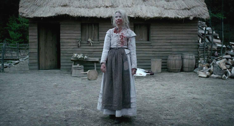 La bruja: Una leyenda de Nueva Inglaterra (2015)