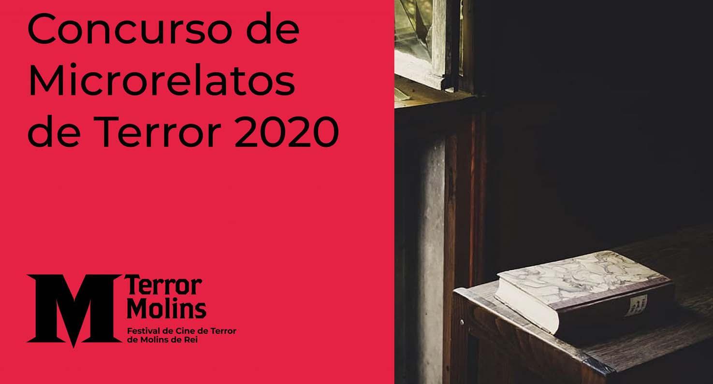 14º Concurso de Microrrelatos de Terror terrorMolins 2020