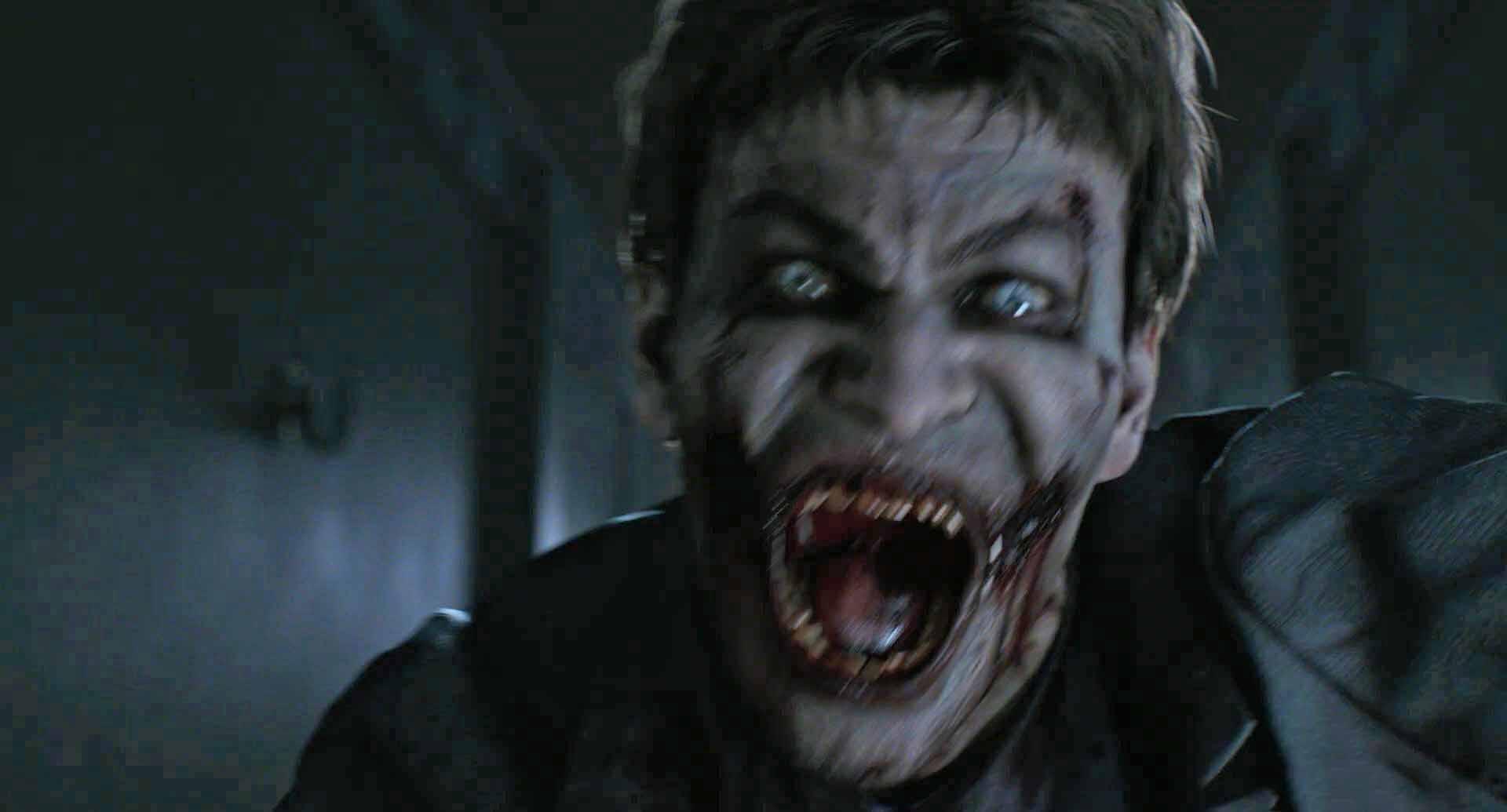 Resident Evil: La oscuridad infinita (TV Series 2021)